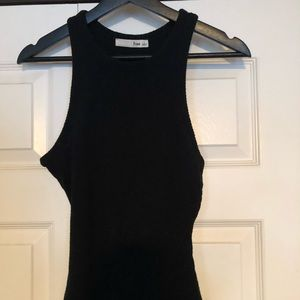 Wilfred Free Black Top (slightly cropped)